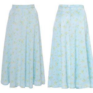 NWOT Faithfull The Brand Jocelyn Floral Midi Skirt